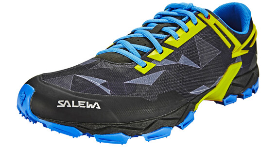 Salewa Lite Train Shoes Men Black/Kamille